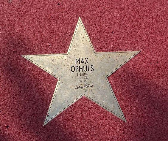 Max Ophüls - Boulevard der Stars