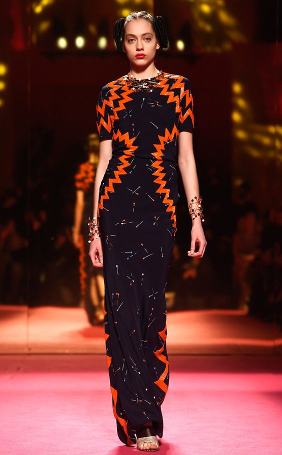 Schiaparelli - Paris Haute Couture Week Spring 2015