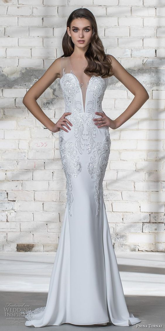 Pnina Tornai 2019 Wedding Dresses