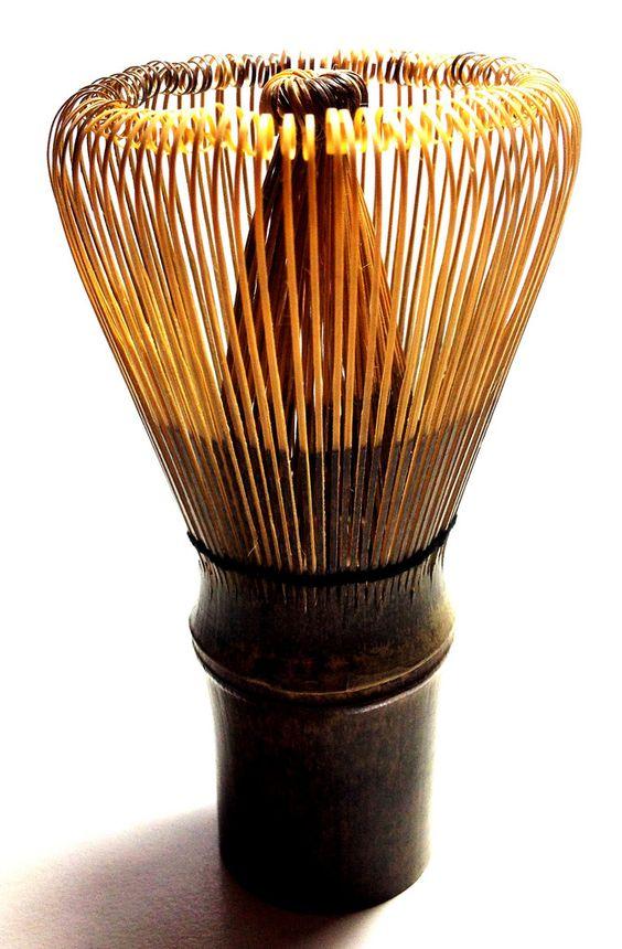 Dark Bamboo Whisk