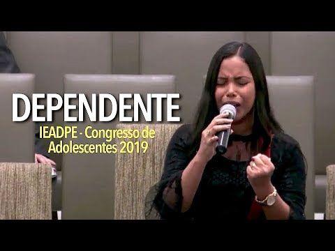 Amanda Wanessa Congresso De Adolescentes 2019 Ieadpe Youtube