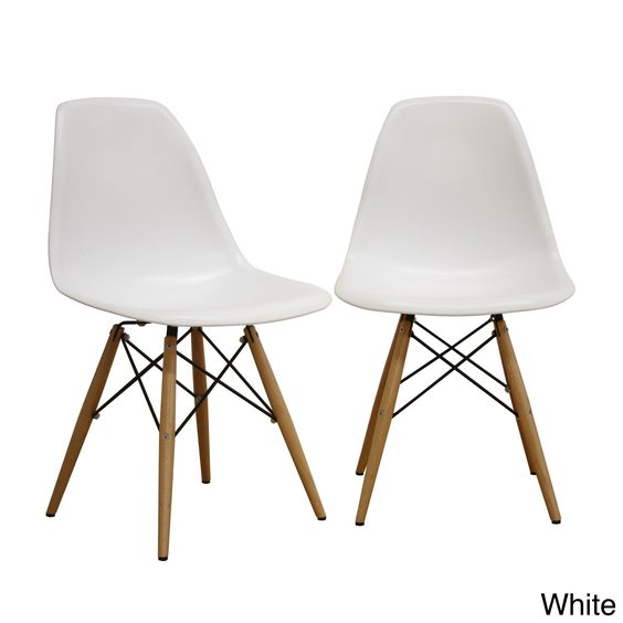 Update your home decor in a simple, yet sophisticated way with these  classic accent chairs