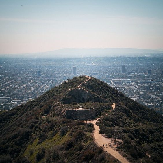 Runyon Canyon, Los Angeles / photo by Dan Marker-Moore