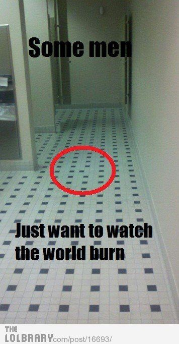 i would make them tear up the whole floor and do it again lol