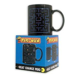 Pac-Man tasse thermo effet