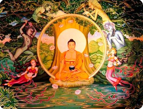 The Story of Buddha's Enlightenment - Waupun School District