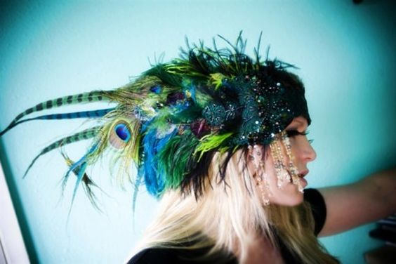 Cool headdress. From the shop of liaison