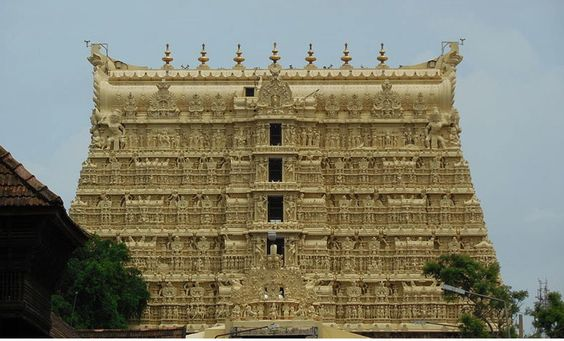 The Sree Padmanabhaswamy Temple: Secret Cellars Create the Richest Hindu Temple in India   RiseEarth
