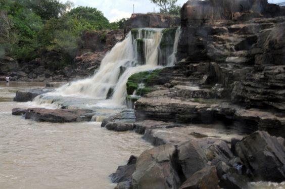 Cachoeira do Urubu - Piauí