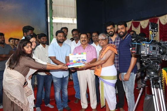 Dream Warrior Pictures 21 Jyothika Starrer Production No 2  Movie Launch