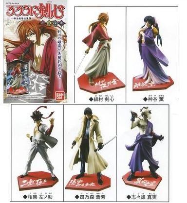 Rurouni Kenshin Toys 65