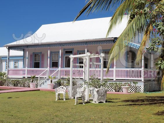 The McCoy House Grand Cayman Cayman Islands A traditional