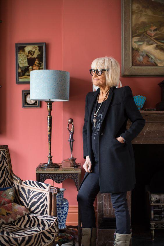 Barbara Hulanicki, 79 Polish-born Barbara rose to fame with Biba, the fashion…