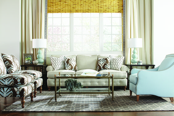 Casual elegance from Clayton Marcus Gerard Sofa trendy