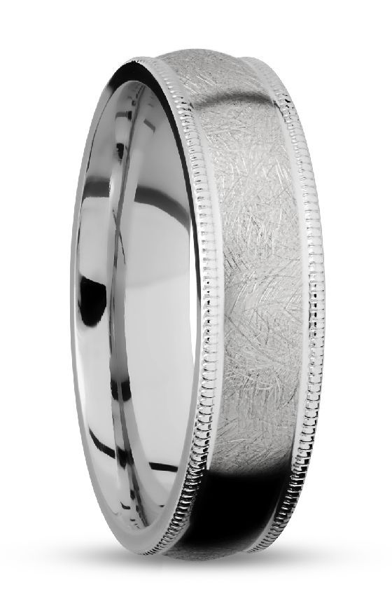 Simple And Classy Men S Wedding Band Made With Titanium Customize