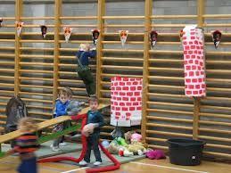 Begeleide of zelfstandige activiteit - Pietengymnastiek