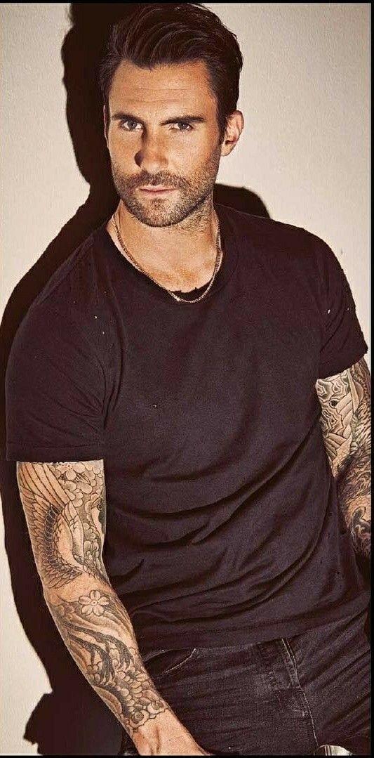 Pin On Sexy Adam Levine