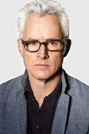 Bestill, my heart. John Slattery {a gift from Patty of Worth the Whisk}