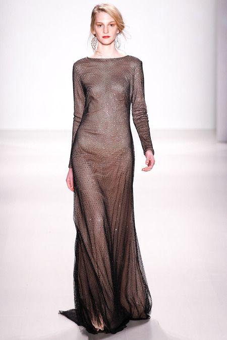 Tadashi Shoji | Fall 2014 Ready-to-Wear Collection | Style.com #NYFW #MBFW