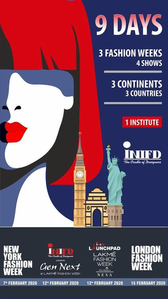 Best Fashion Interior Design Institute Inifd Gandhinagar In 2020 Interior Design Institute Fashion Designing Institute Education Design Interior