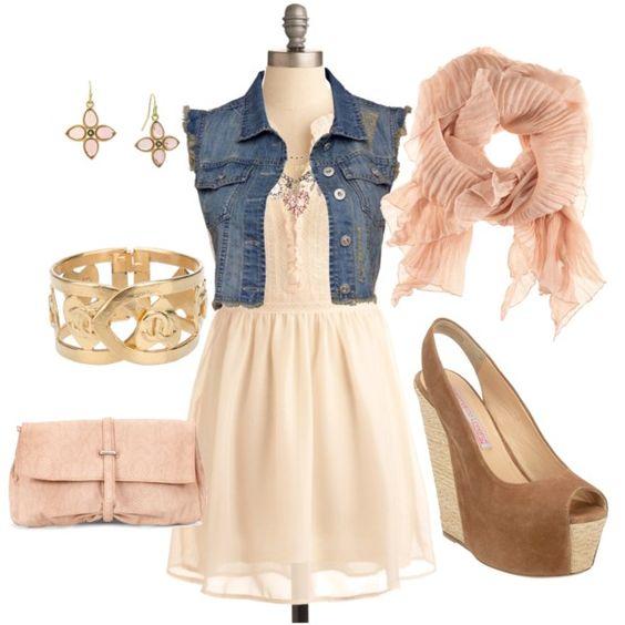 Soft pink palette