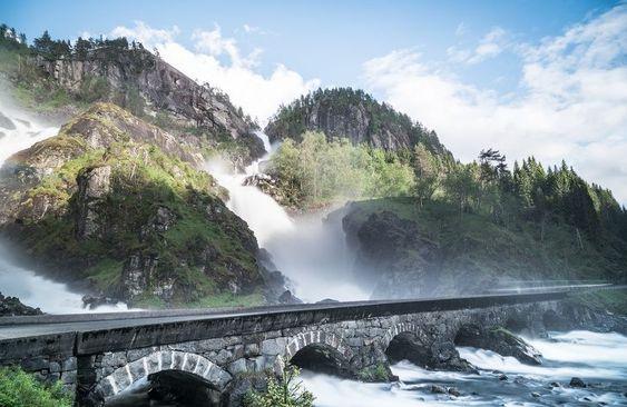 15 εντυπωσιακές φωτογραφίες από γέφυρες που δεν θα πιστέψεις στα μάτια σου (Μέρος 1ο)