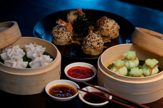 Miami 39 s best dim sum at hakkasan the fontainebleau hotel for Absolutely delish cuisine