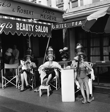 Era envy! Oh to live in France in the 50s.  Photos: The Best of Classic Cannes   Hollywood   Vanity Fair