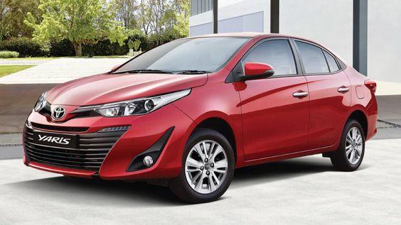 2018 Toyota Yaris Variant Details Yaris Toyota Toyota Cars