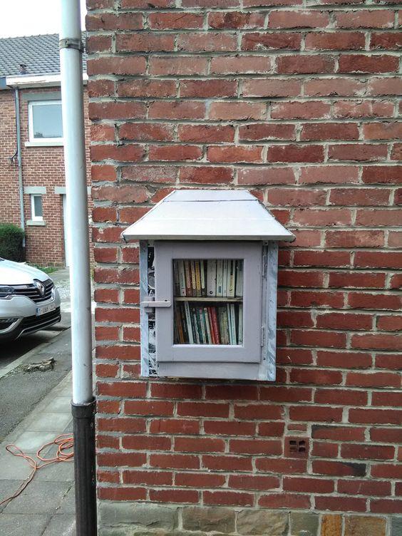 Boîte à livres Huy 15