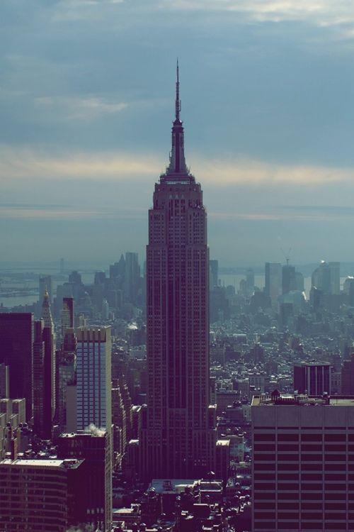 nyc: Building Nyc, City Empirestate, York City ️, Empire State Building, Nyc Newyork, New York City, Newyork Cityscape, Empirestate Nyc