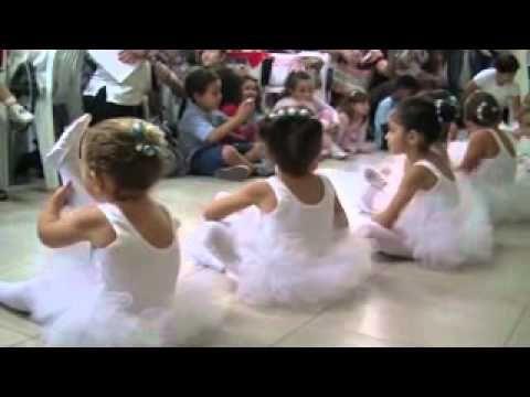 Escola Vale Encantado Aula Aberta de Ballet 2