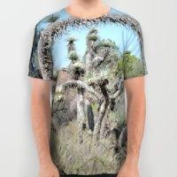 Joshua Tree Arch All Over Print Shirt