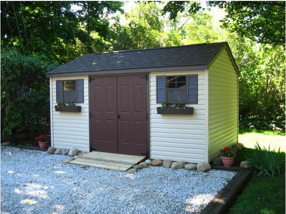 storage shed converted into a small home converted sheds. Black Bedroom Furniture Sets. Home Design Ideas