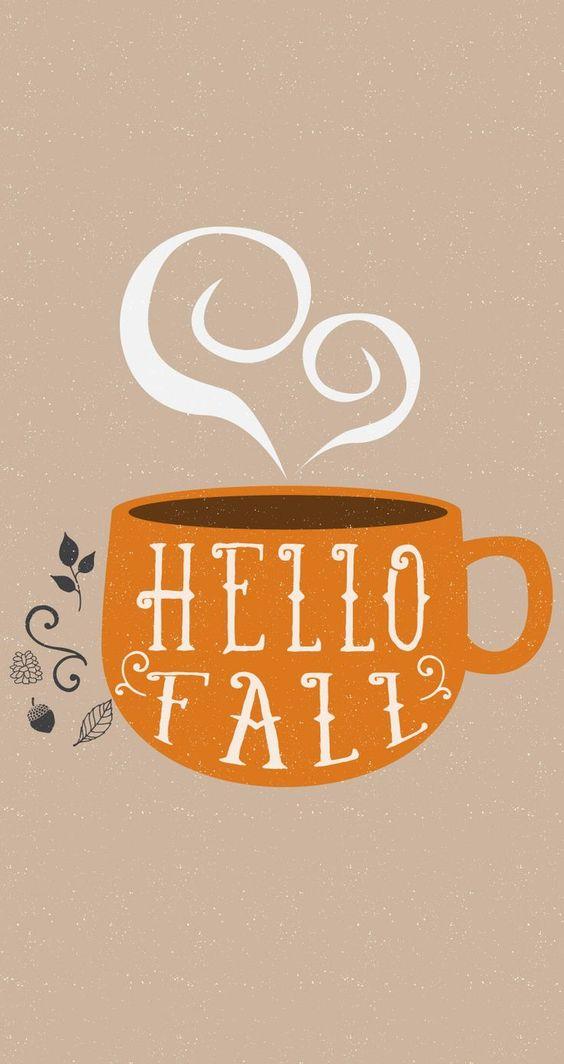 HELLO FALL ...: