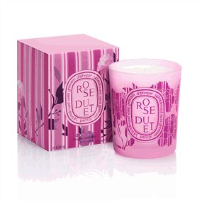 NEW Ltd Ed Rose Duet Candle « Diptyque Fragrance « Mecca Cosmetica