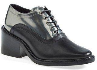 Acne Studios 'Maud' Calfskin Leather Loafer (Women)