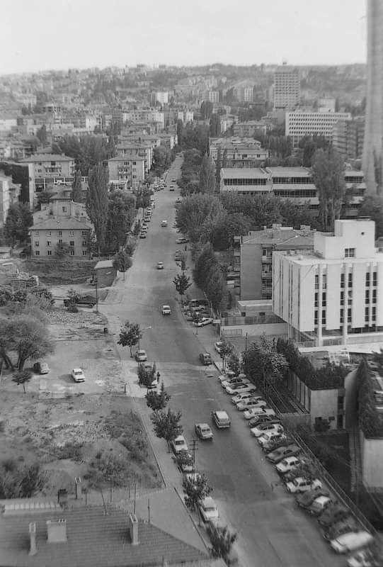 Tunus caddesi | Ankara, Eski evler, Evler