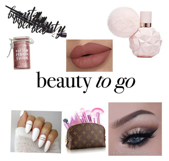 """""""To go"""" by shamamj ❤ liked on Polyvore featuring beauty and Major Moonshine"""
