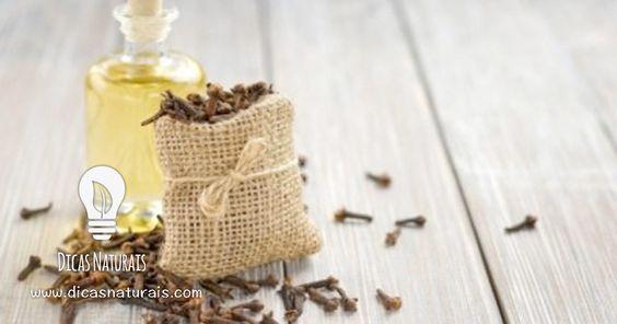 9 Benefícios do óleo de cravinho