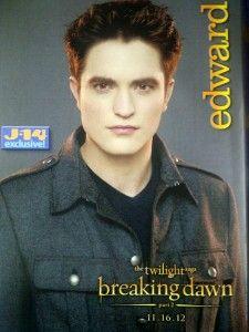 Robward in J-14 Magazine