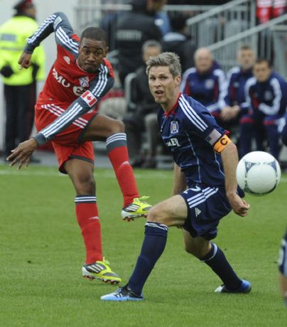 Toronto FC remains winless after 3-2 loss to Chicago Fire