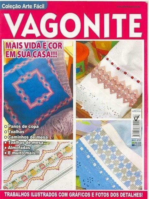 COLEÇÃO ARTE FACIL VAGONITE Nº 07 - Marleni Fontaine - Веб-альбомы Picasa