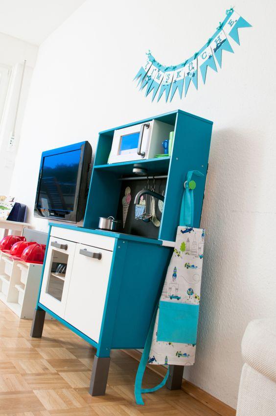 Diy Ikea Duktig Kok : DIY  Ikea  Play Kitchen  Duktig  Spielkoche  Kinderkoche