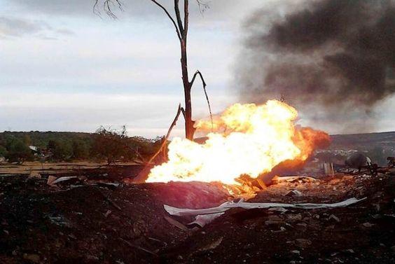 Fuerte explosión en un predio reportan en Huehuetoca, Edomex - http://notimundo.com.mx/mexico/fuerte-explosion-en-un-predio-reportan-en-huehuetoca-edomex/26170