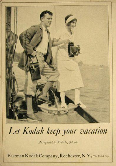 Kodak | 1926  Nice, Marcie Fleischman