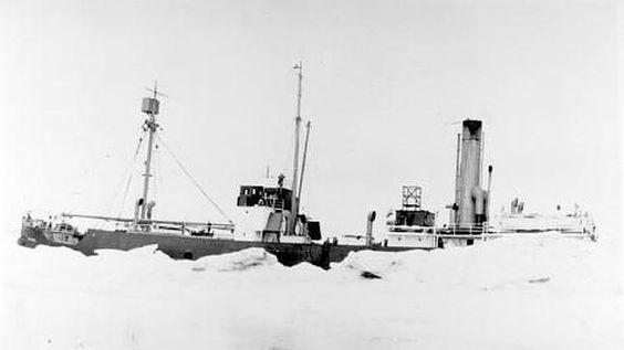 Baychimo, el barco fantasma que navegó a la deriva durante casi 40 años F6afa9a1d8a74a6e4fa7ee4fd393d7a4