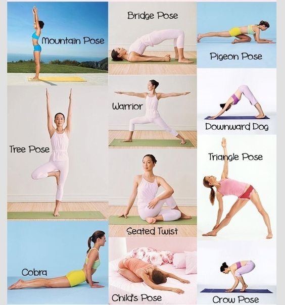 Yoga Moves For Beginners
