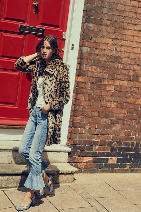 Shop the Leopard Print Coat and more Anthropologie at Anthropologie today. Read customer reviews, discover product details and more.