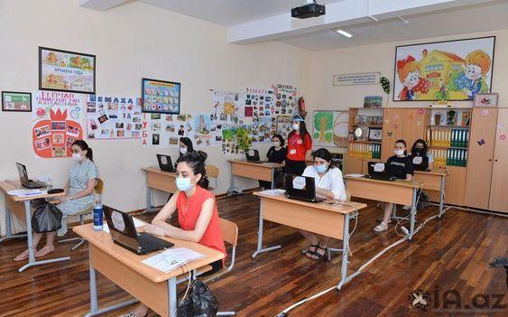 Muəllim Olmaq Ucun 3 Mindən Cox Namizəd Qeydiyyatdan Kecib In 2021 Furniture Decor Standing Desk